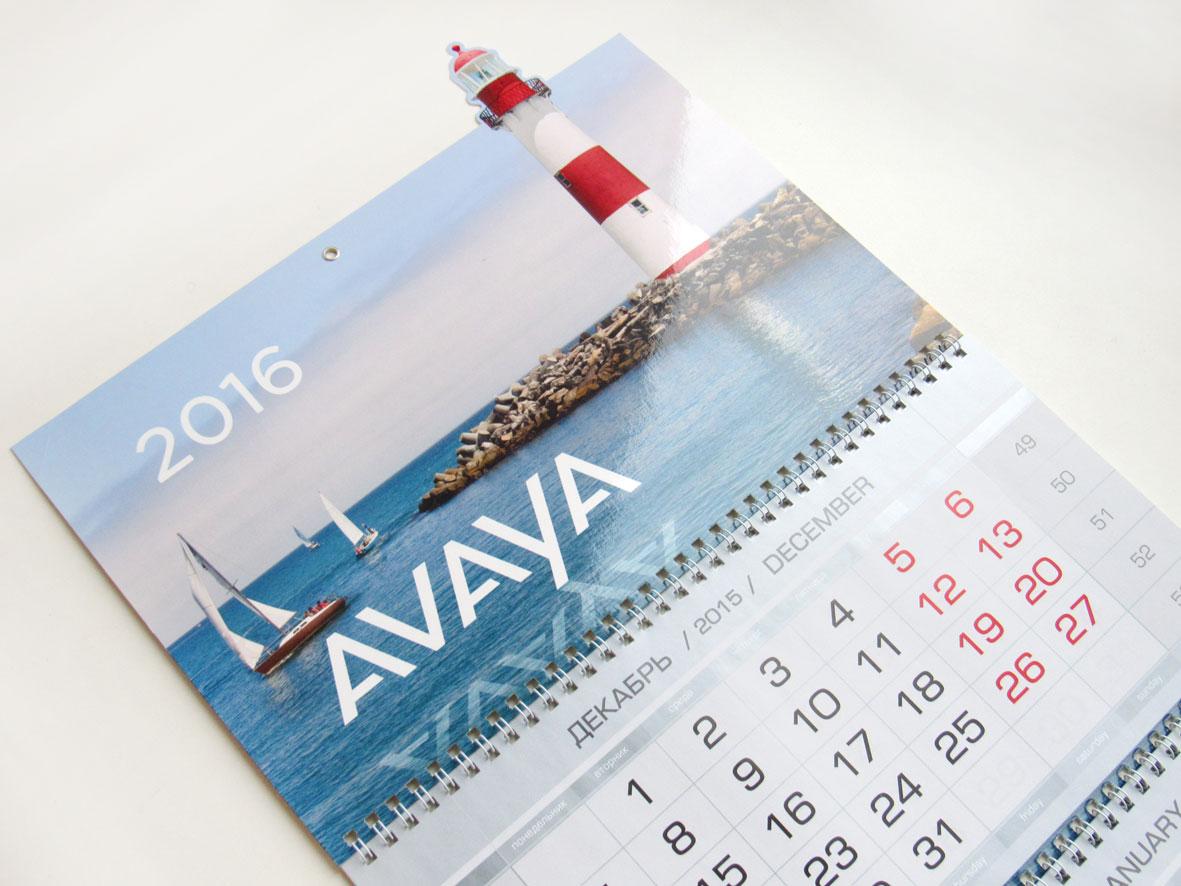 надписями аварском стильная картинка для календаря общем, течение